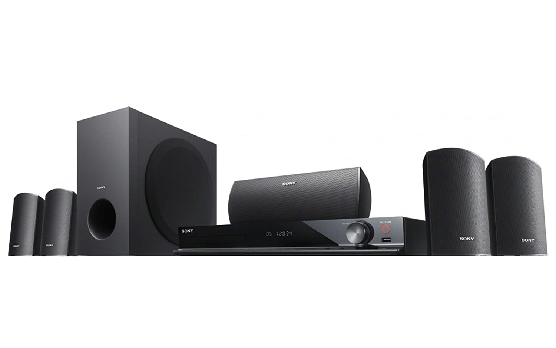 Sony DAVDZ340 - Equipo de Home Cinema 5.1 con Reproductor DVD: Amazon.es: Electrónica