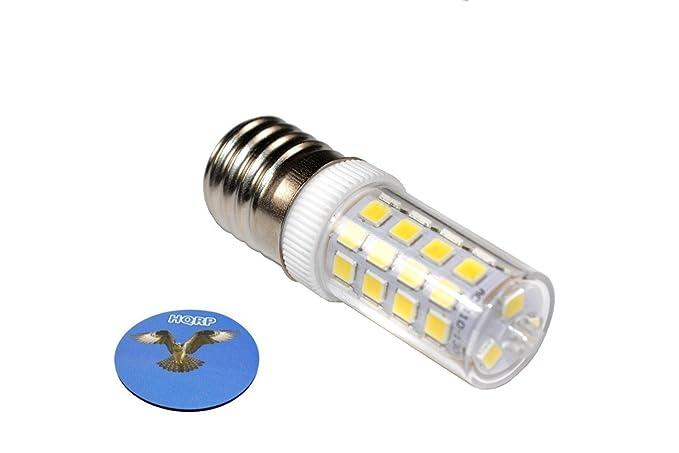 HQRP - 220 V E17 LED de intensidad regulable bombilla de luz ...