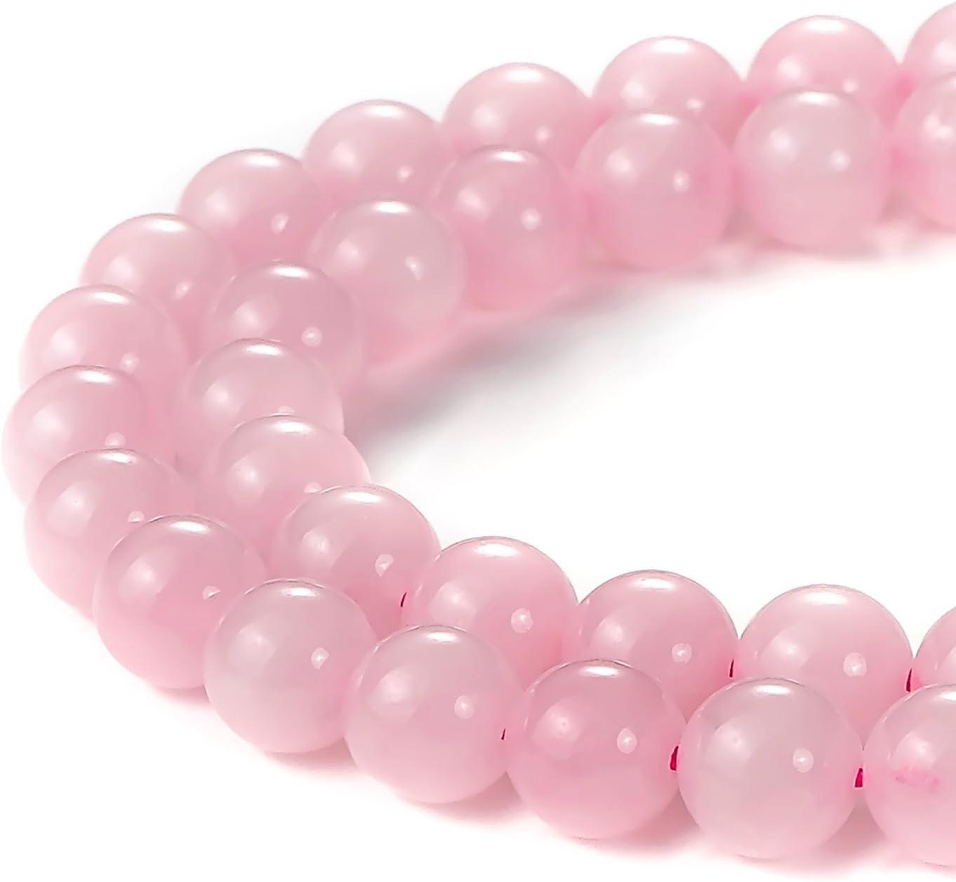 #SJ0213 1 Strand Faceted Rose Quartz Rondelles Beads Stone ~~~ 5 mm To 3 mm ~~~  Rose Quartz Faceted roundel Beads Strand ~~ 10 Inch Strand