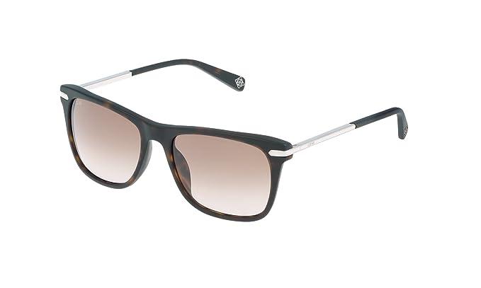 Loewe SLW891M540738 Gafas de Sol, Avana Scura Opaca, 54 para ...