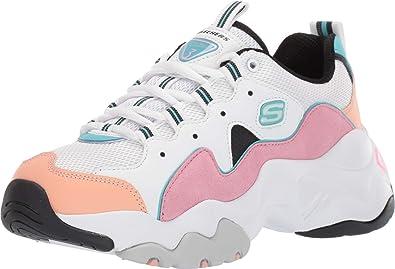 Skechers Dlites 3.0 Zenway 12955-wpkb, Zapatillas para Mujer: Skechers: Amazon.es: Zapatos y complementos