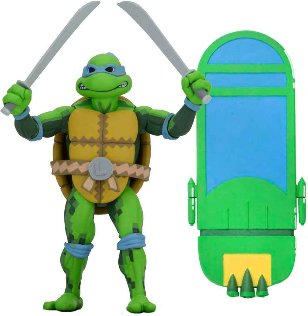 "DONATELLO Neca TEENAGE MUTANT NINJA TURTLES 7/"" Inch TURTLES IN TIME 2020"
