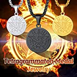 FaithHeart Pentacle Necklace for