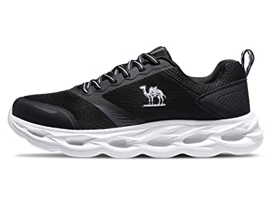 finest selection 41b3e f5922 CAMEL CROWN Breathable Trail Running Shoes Lightweight Tennis Shoes  Comfortable Sneakers Fashion Athletic Shoes for Men