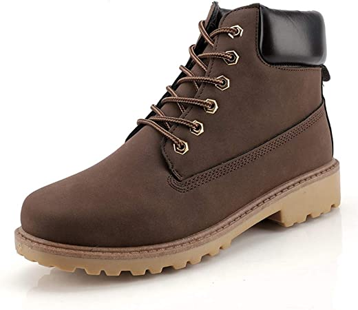 lug sole hiker bottines à lacets