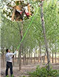 26 Foot Length Tree Pole Pruner Tree Saw Garden Tools...