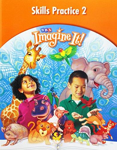 Imagine It!: Skills Practice Workbook 2 Grade 1