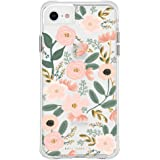 Rifle Paper CO. Case for iPhone SE (2020) Case - iPhone 8 Case - Eco Friendly Case - Plant-Based - 4.7 Inch - Eco Wild Flower