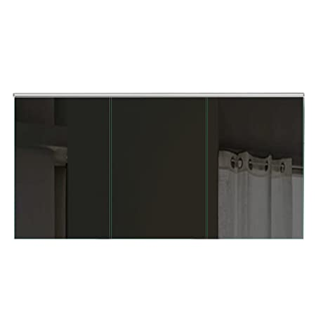 Alu Badezimmer Spiegelschrank Led Und Bluetooth Lautsprecher 142 X