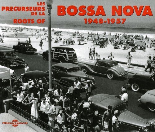 Roots of Bossa Nova 1948-1957 (2CD) by Various