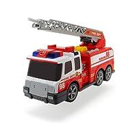 Dickie Toys - 203308358 - Camion de pompier - Fire Brigade
