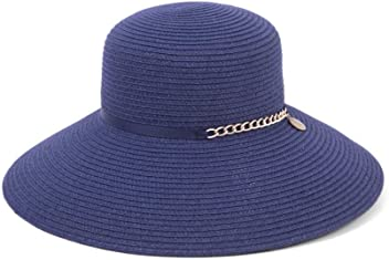 373f8341 Physician Endorsed Women's Aria Large Brim Sunhat Packable, Adjustable & UPF  Rated