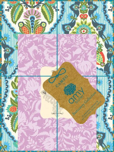 Paper Amy Butler - Cameo Stationery Set