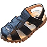 sunnymi 1-6 Years Old Kids, Fashion Toddler Baby Girls Boys Soft Sneaker Children Summer Casual Baotou Sandals Beach Shoes