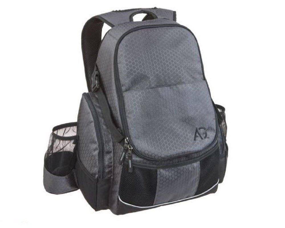 AGame Disc Golf Backpack Bag with Adjustable shoulder straps