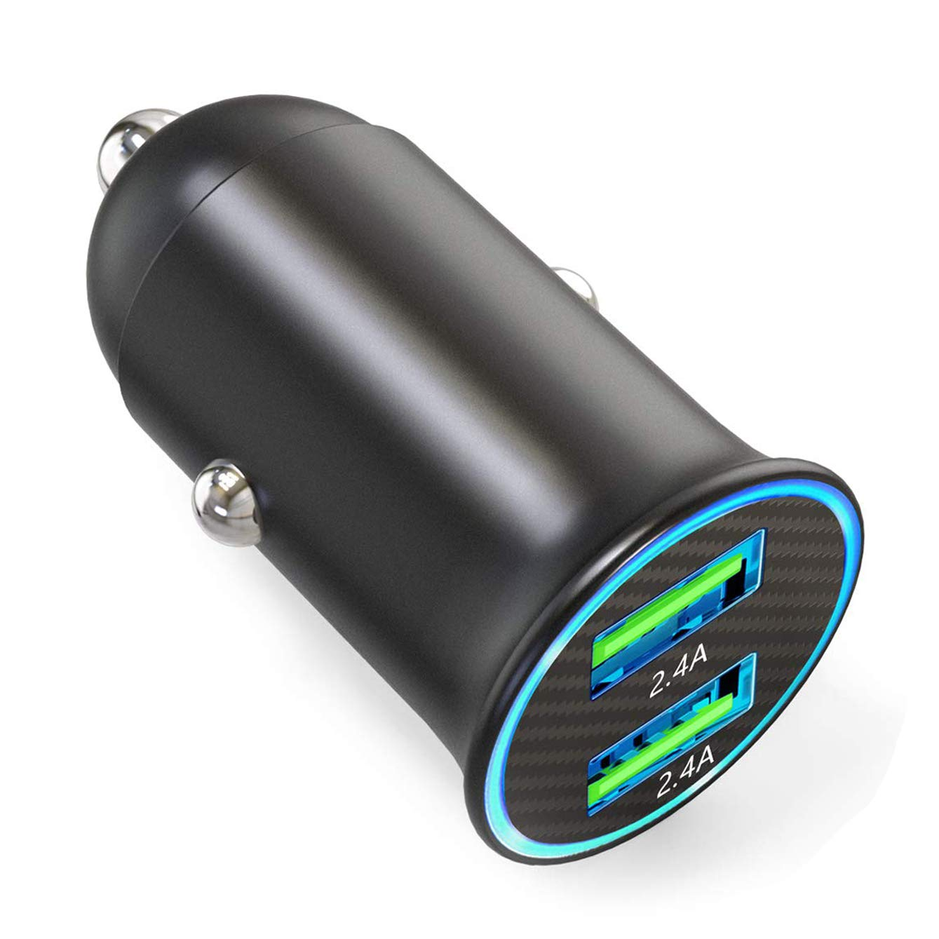 Car Charger Samsung S10 S9 S8 Plus Note 9 8 S7 iPhone Xs XS Max XR X 8 Plus 7 6S 6 4351487181 2 Port Quick Cell Phone Car Accessories Compatible w BrexLink 6A//36W Dual USB Ports Fast Car Charger Adapter