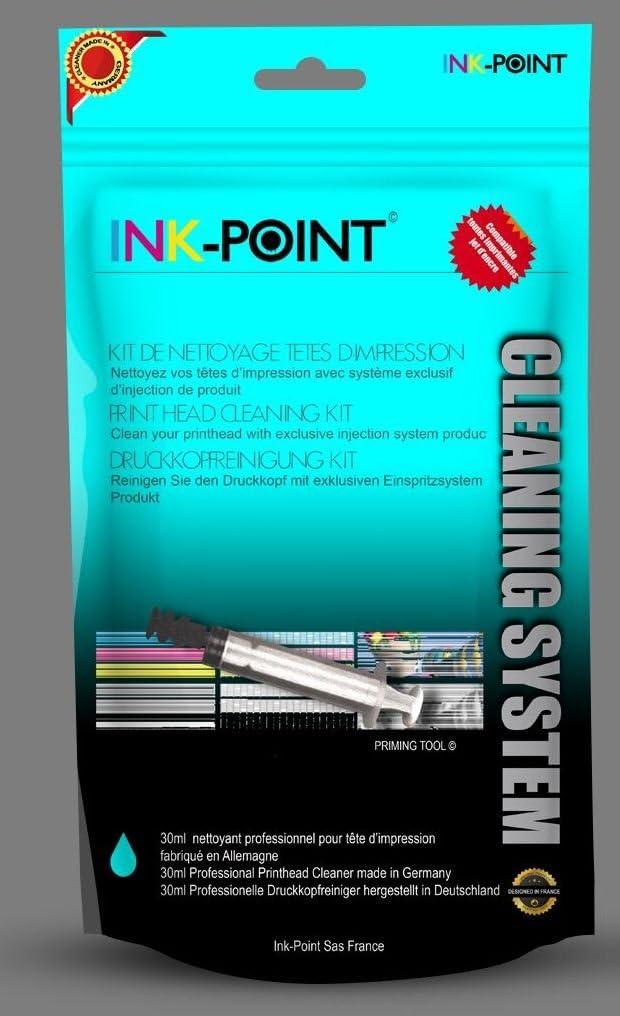 Limpieza de los cabezales de impresión Kit de impresora de ...