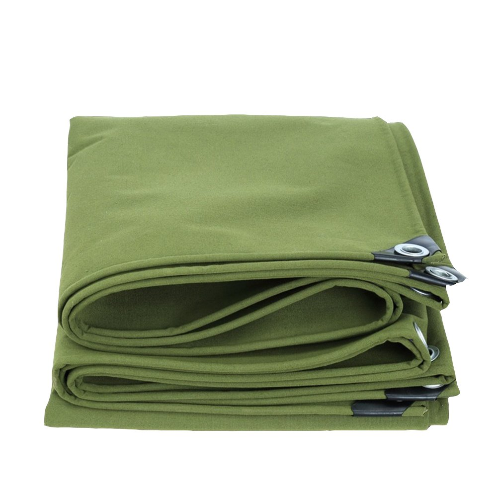 COCO-tarpaulin Coco Grüne Große Plane, Planen-Blatt-Wasserdichte Hochleistungs kampierender Schutz Gartenmöbel