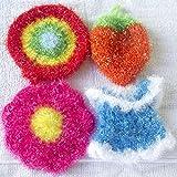 net cloth scrubber - Mama's Kitchen Scrubber