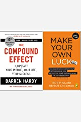 The Compound Effect + Make Your Own Luck Paperback Paperback