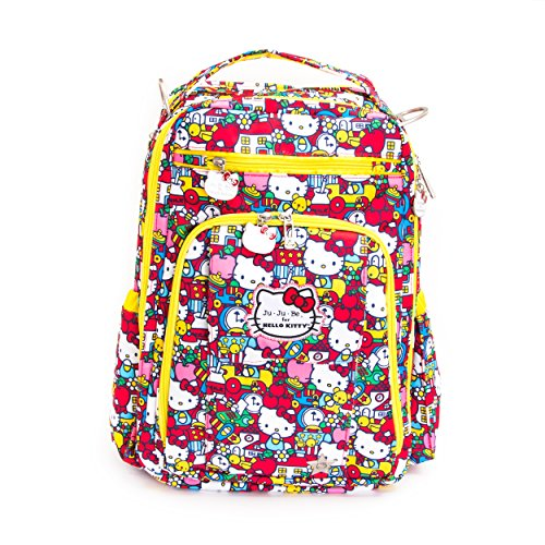 ju-ju-be-hello-kitty-collection-be-right-back-backpack-diaper-bag-tick-tock
