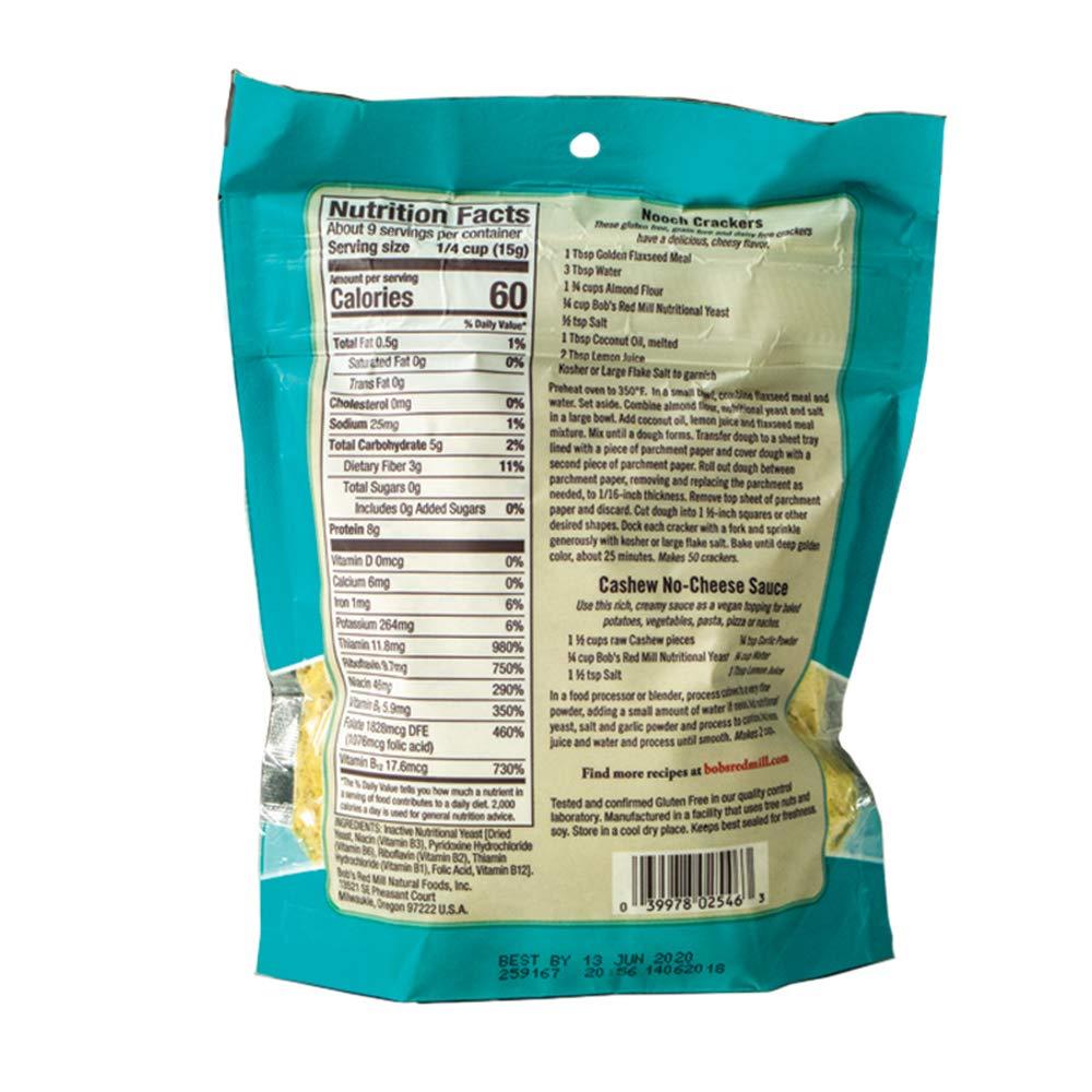 Bobs Red Mill Gluten - Chaleco nutricional grande sin ...