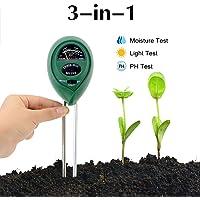 Probadores de la tierra para jardinería