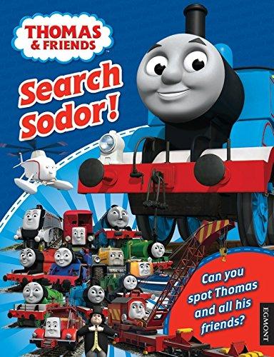 Thomas & Friends Search Sodor! ebook