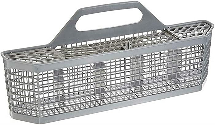Universal Dishwasher Cutlery Basket,Premium Quality Full Size Universal Dishwasher Cutlery Basket with Handle
