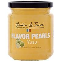 Christine Le Tennier Yuzu Flavor Pearls, 7oz Jar