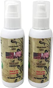 All Natural and Herbal Lotion for Vitiligo Treatment, Repigmentation, Leukoderma by Viticare Herbal, (2 Pack - 10.14OZ - 300 ml)