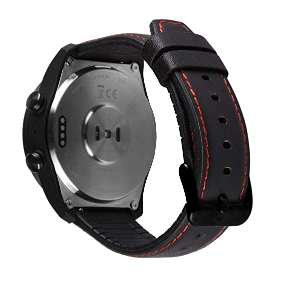 Amazon.com: Gooplayer 20MM Smartwatch Band for Huawei Watch ...