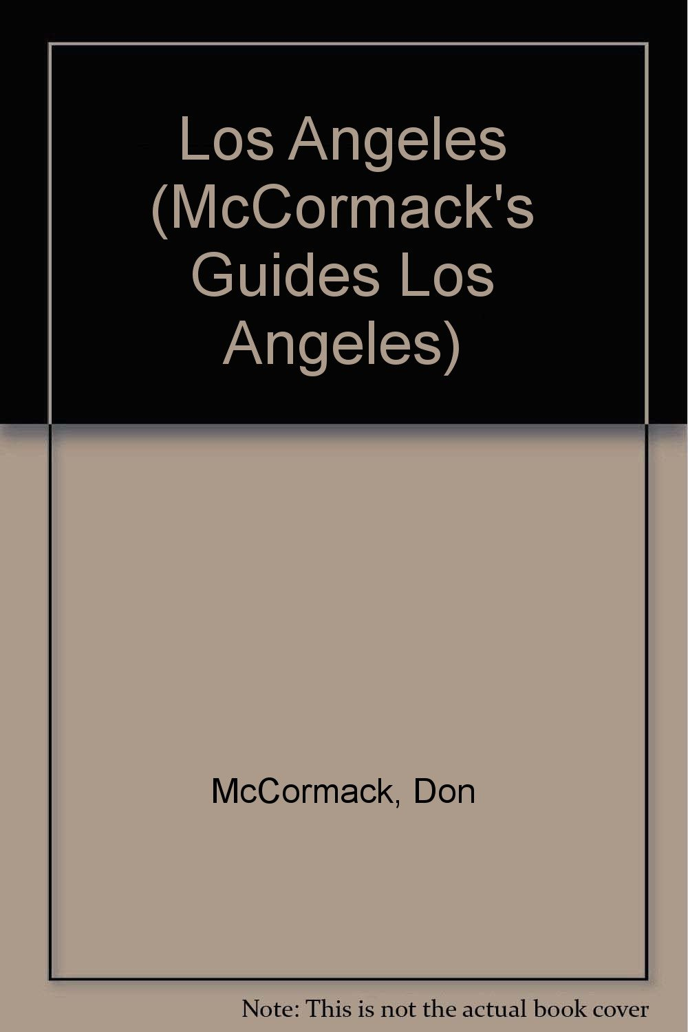 Download McCormack's Guides Los Angeles County 2002 pdf epub
