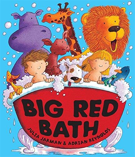Big Red Bath ebook