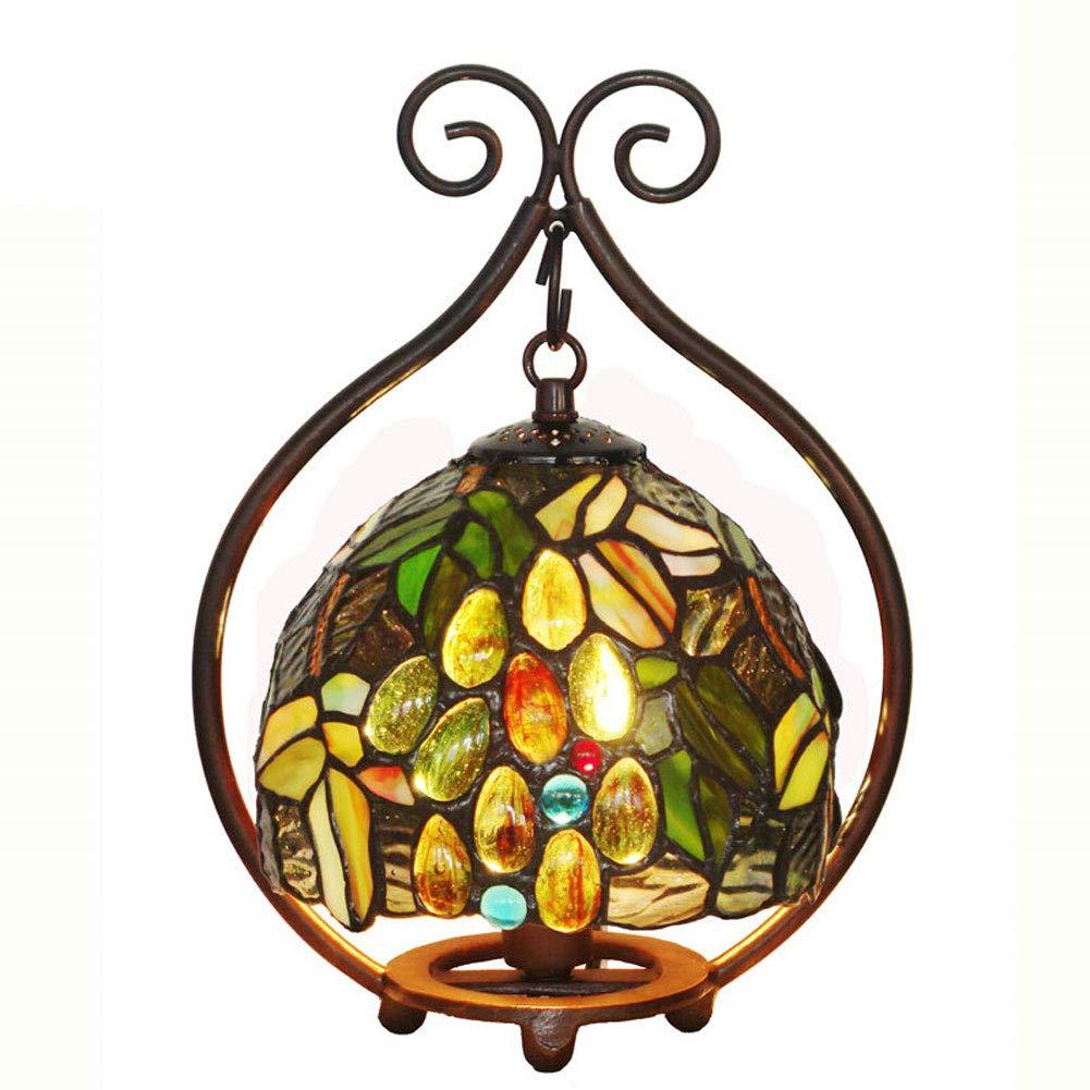 NA. Schlafzimmer Tischlampe-Kaffeebar Dekoration Lampe kreatives kreatives kreatives Glas Dekoration Nachtlicht, Druckknopf-Schalter, 2 B07PNHZPK1 | Das hochwertigste Material  fa2385