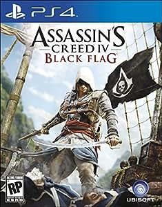 Assassin's Creed IV Black Flag - PlayStation 4 Standard Edition