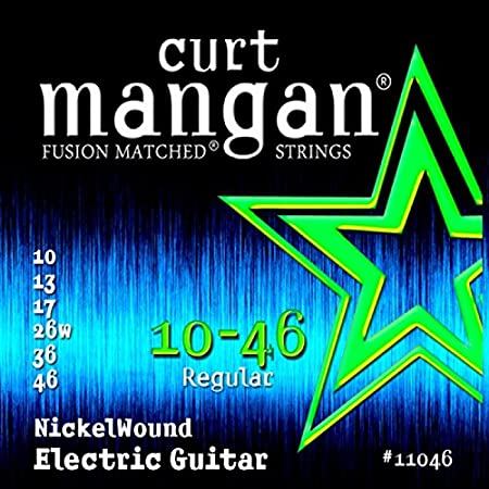Curt Manganeso Strings 11046Guitarra Cuerdas