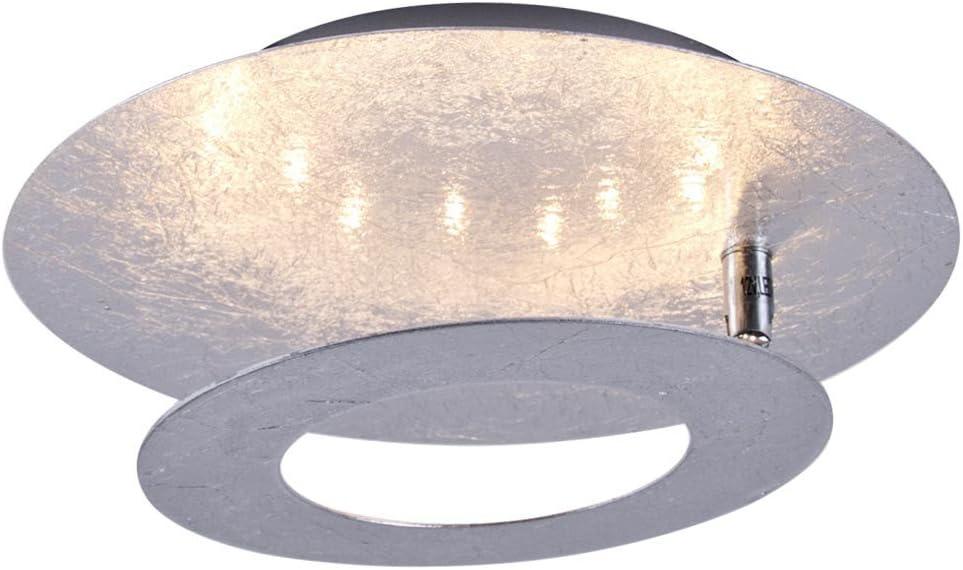 9011-21 Applique Murale Argent 1 x Board 6 W/3000 K LED IP20