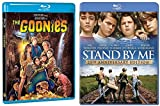 The Goonies + Stand By Me Blu-ray Collection Family Fun 2 Movie Bundle Set