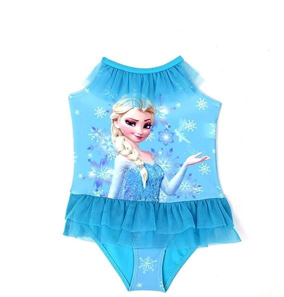 Amazon.com: Frozen Queen Elsa Little Girls 1 pieza traje de ...