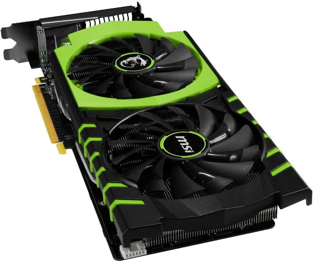 MSI Armor 2X GeForce GTX 970 4GB OC DirectX 12 VR Ready GTX 970 4GD5T OC