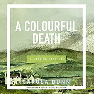 A Colourful Death Audiobook