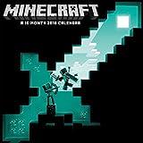 Minecraft Calendar 2018 -- Deluxe Minecraft Wall Calendar (12x12)