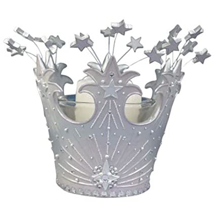 Diy glinda the good witch crown (the wizard of oz): 7 steps (with.