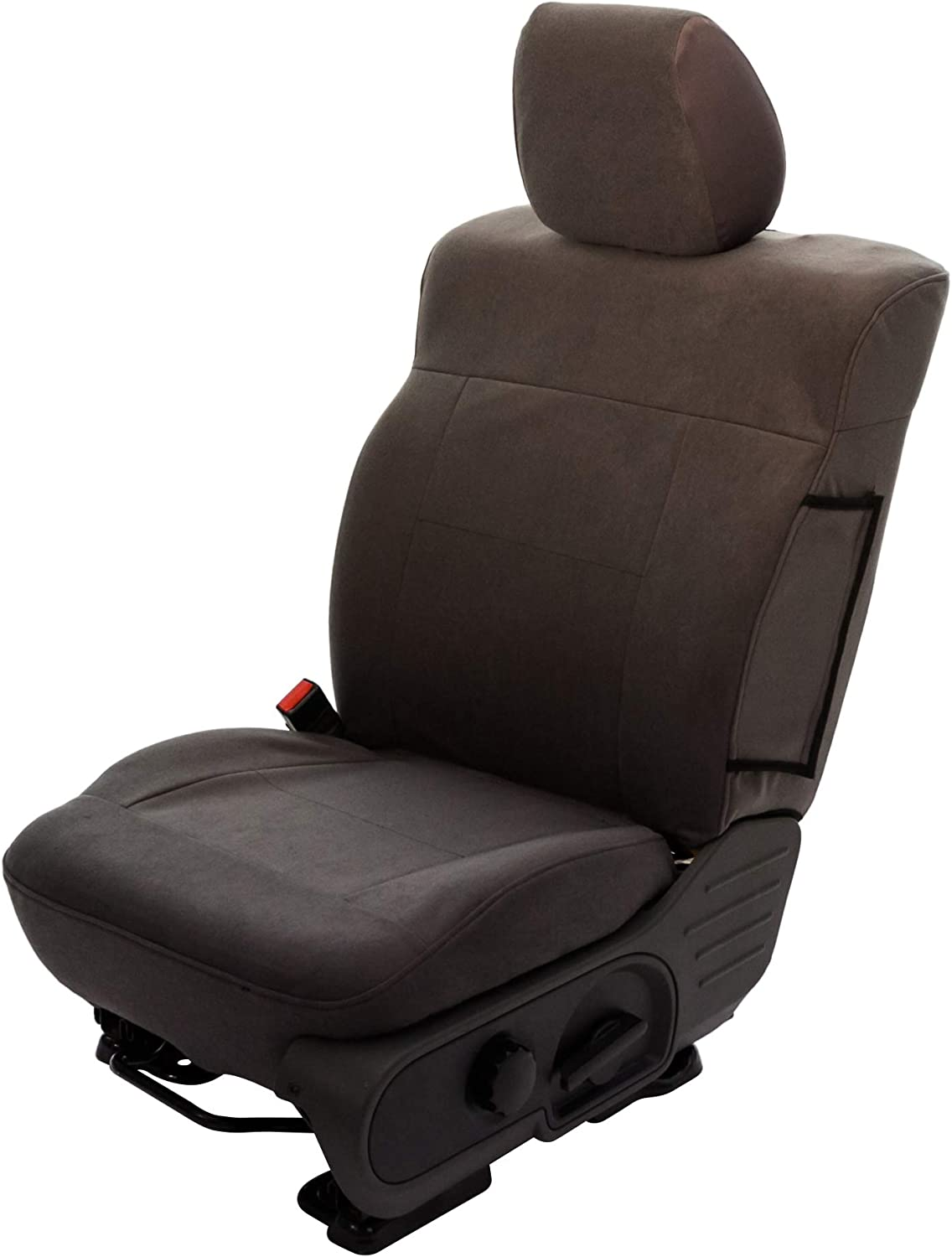 Saddleman S 179919-14 Gray Custom Made Rear Solid Bottom and 60//40 Back with Adj hr Seat Covers