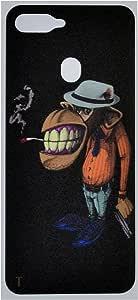 Back Gelatin Matte Screen Sticker For Oppo F9