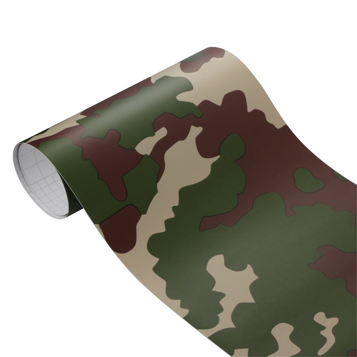 Lkxharleya car camouflage pvc wrap stickers army military green camo desert decal for auto motorcycle 10030cm amazon co uk kitchen home