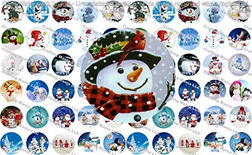 60 Precut Images Christmas Set 3
