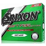 Amazon Price History for:Srixon Soft Feel Men's Golf Balls (One Dozen)