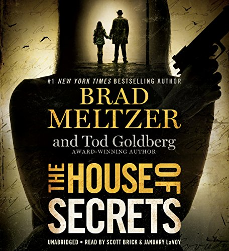 The House of Secrets Audiobook [Free Download by Trial] thumbnail